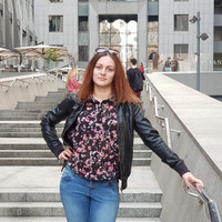 Марина Стремецкая