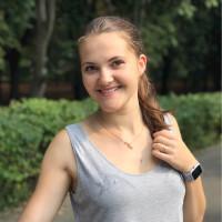Viktoriia Zhutenko